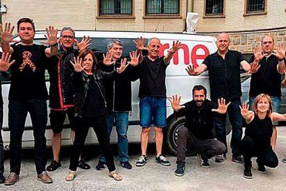 Los trabajadores de RTVE en pie de guerra contra la designación del podemita Gil como presidente