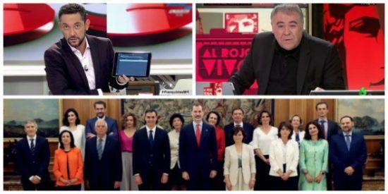 El periodismo progre se ha postrado con desmemoria y sin vergüenza a los pies del Gobierno de Sánchez