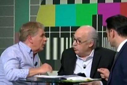 Pedro Ruiz incendia 'laSexta Noche' con un zasca tremebundo a Monegal por pasarse de listo