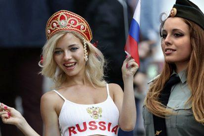 """El Kremlin recuerda que """"las mujeres rusas tendrán relaciones con quien les plazca"""""""