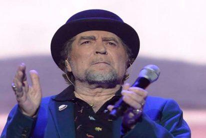 Joaquín Sabina se queda completamente mudo y abandona lloroso su concierto en Madrid