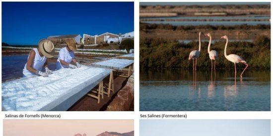 La sal de la vida de las Islas Baleares