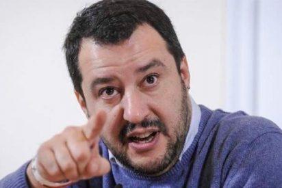 """Matteo Salvini: """"Veremos si hay Unión Europea dentro de un año"""""""