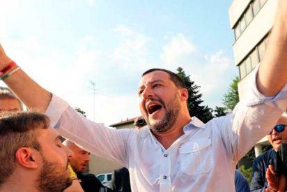 """Matteo Salvini: """"A los italianos no nos ofenderá que España acoja a 66.000 inmigrantes más"""""""
