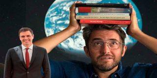 Màxim Huerta no sabe ni que cargo tiene: dice ser ministro de Educación robándole la cartera a Celaá