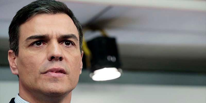"""La terrible pregunta que perseguirá a Sánchez mientras esté en La Moncloa: """"¿Por qué le prefieren los anticonstitucionalistas?"""""""