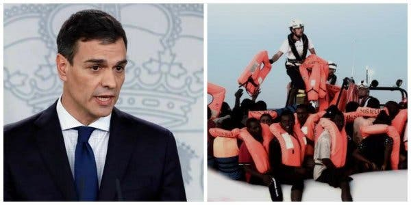 El sueldo que van a cobrar los inmigrantes del 'Aquarius' en Valencia sin dar un palo al agua