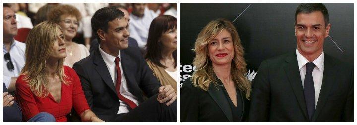 ¡Begoña, date prisa en redecorar La Moncloa! En cuanto hablen las urnas, a Sánchez le darán la patada