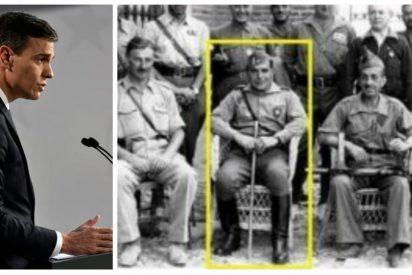 ¿Era el franquista Castejón 'El Carnicero' el abuelo del Sánchez que va a desenterrar a Franco?