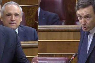Hernando da la 'bienvenida' al gobierno de Sánchez a base de palos a él y a sus socios populistas e independentistas
