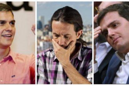 El golpe de mano de Pedro Sánchez pone al PSOE en cabeza y resucita en España el bipartidismo político de toda la vida