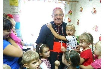 """El cardenal Sandri alaba a los curas casados: """"Están al servicio de las Iglesias"""""""