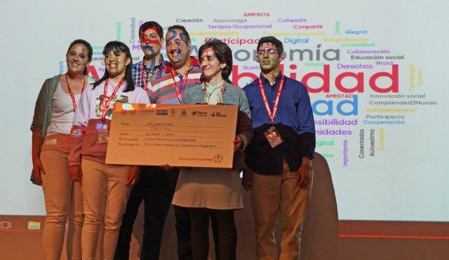 Premian a dos proyectos de Transformación Digital de San Juan de Dios