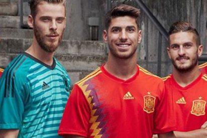La selección Española ya está en Rusia para el Mundial