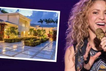 Mira la super casa de Miami que Shakira ha puesto en venta por 10 millones de euros