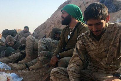 Así rechaza a los rebeldes el Ejército de Siria en el sudeste del país