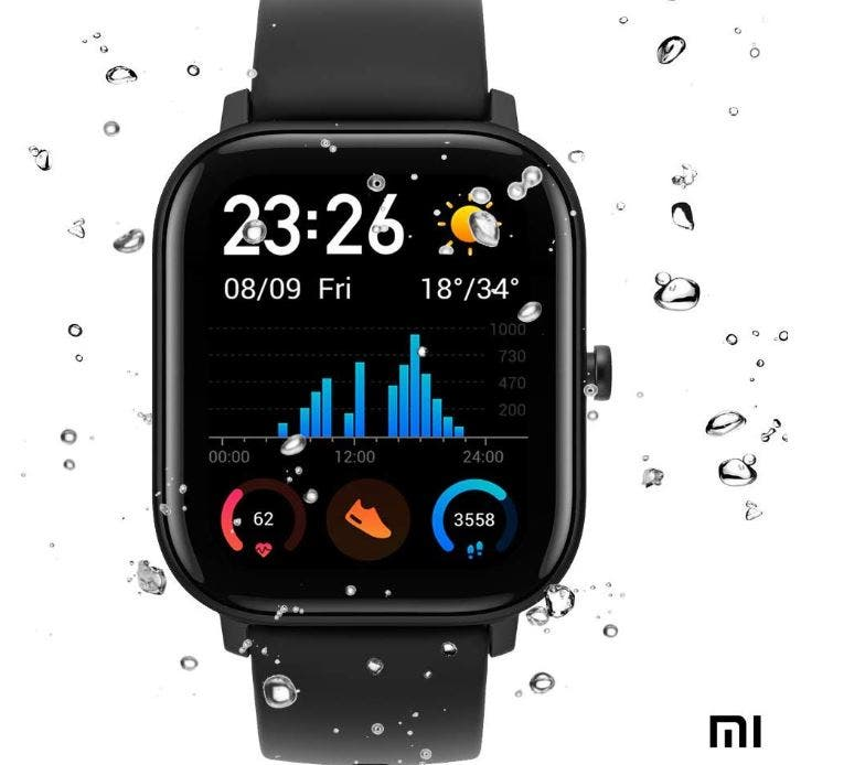 Smartwatches android más vendidos en Amazon