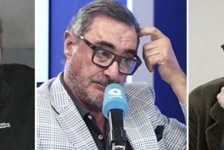"""Broncazo por todo lo alto entre Salvador Sostres e Ignacio Camacho en COPE: """"¡No te lo voy a consentir!"""""""