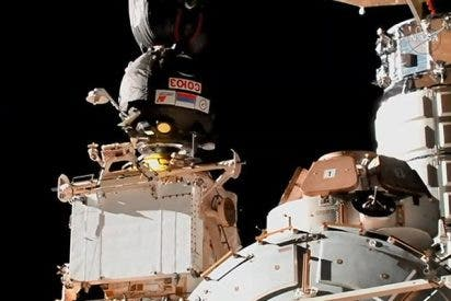 Así se acopló a la Estación Espacial Internacional la Soyuz MS-09