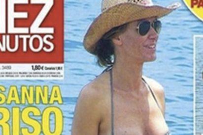 Así luce Susanna Griso en Bikini a sus 48 años