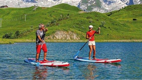 Tablas de paddle surf recomendadas