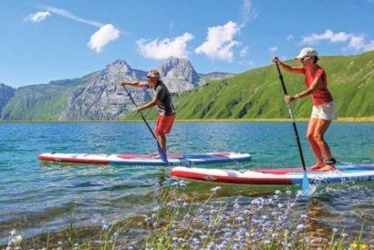 ¿Qué tabla de paddle surf comprar? Rígidas o hinchables