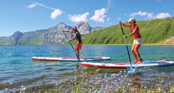 tablas de paddle surf guía para escoger