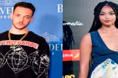 Berta Vázquez y y el rapero C. Tangana se pelean a gritos en plena calle