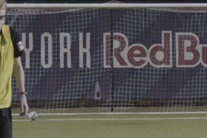 Así es la novedosa tecnología de seguimiento visual que analiza dónde miran los jugadores de fútbol