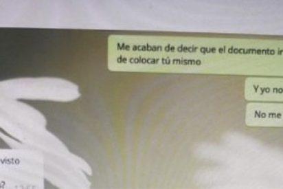 Teresa Rodríguez filtra esta desagradable conversación de Telegram con Echenique