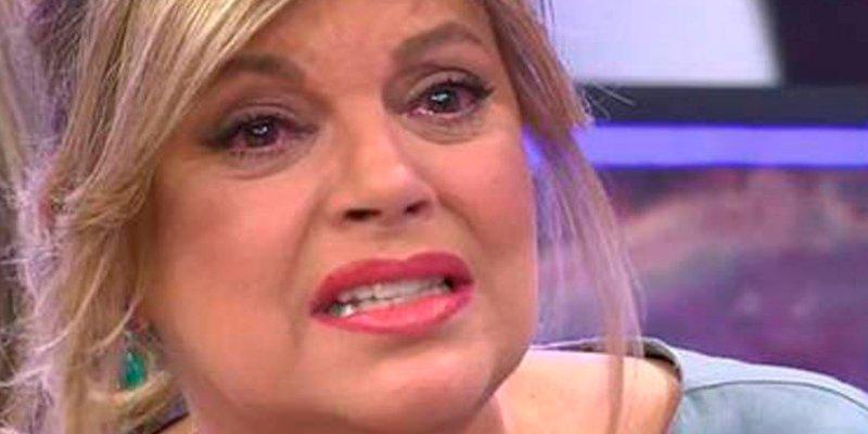 """Terelu Campos, hundida: """"Ha tocado fondo"""""""
