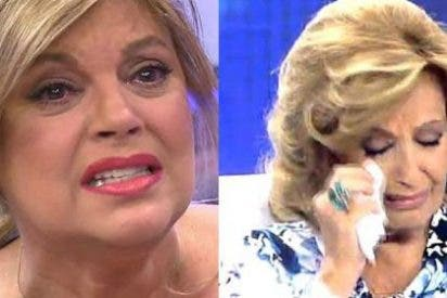Terelu Campos humilla a su madre y la expulsa del plató de 'Sálvame'