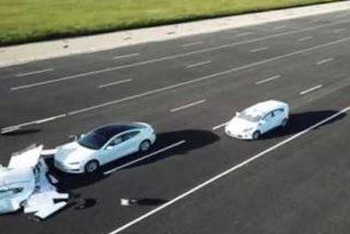La prueba que explica por qué los Tesla siguen sufriendo accidentes en modo Autopilot