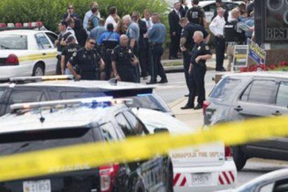Este tiroteo en la redacción de un periódico local de EE.UU. deja varios muertos y heridos