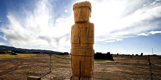 Qué ver en Tiwanaku