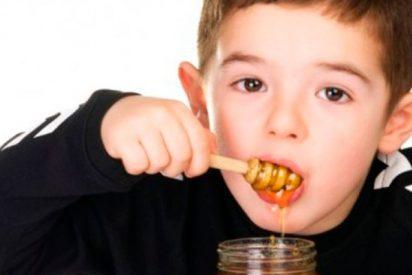 ¿Sabías que tomar miel tras tragar una pila de botón reduce la gravedad de las lesiones en los niños?