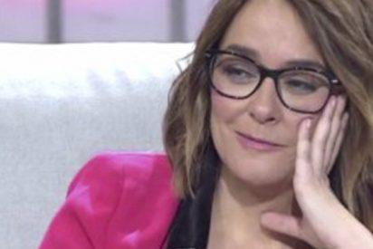 Roi Méndez deja con esta cara a Toñi Moreno