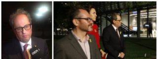 El embajador español en Washington pone tibio al fanático Torra por liarla con otra astracanada golpista