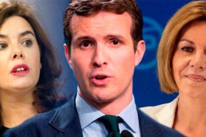 Partido Popular: La famélica cifra de inscritos pone al PP frente al peor de los escenarios
