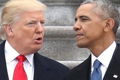 Aplauden una cita de Trump, pero se callan al descubrir que en realidad es de Obama