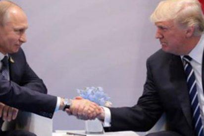"""Tump amplía sanciones a Rusia por """"actividad cibernética maliciosa"""""""