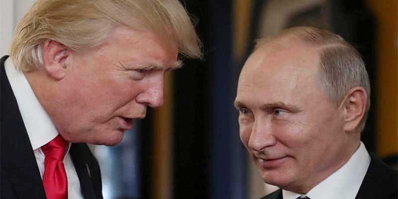 Donald Trump propone que Rusia vuelva a estar invitada a las reuniones del G-7