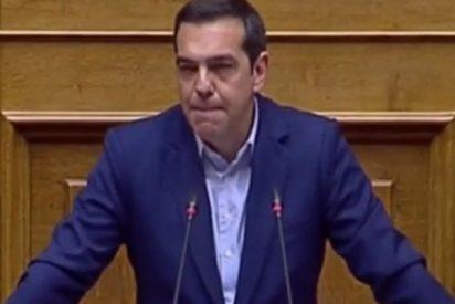 El Parlamento griego declina la moción de censura presentada contra el Gobierno de Tsipras