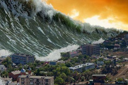 Alertan de que un tsunami llegará a Andalucía