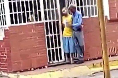 El vídeo del horror en las cárceles de los amigos chavistas de Podemos