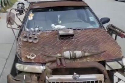 El tuneador de coches más cutre del mundo