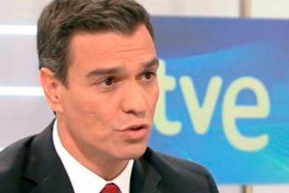 PP y Ciudadanos 'lloran' angustiados tras el 'asalto' del socialista Sánchez a RTVE