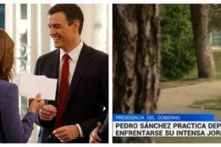 La última fechoría de Gundín en TVE: rendir culto de personalidad a Pedro Sánchez