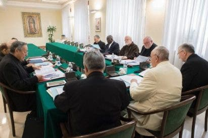 El C9 termina un borrador de la nueva Constitución Apostólica de la Curia Romana