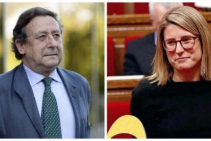 """Alfonso Ussía deja temblando al separatismo catalán con el crudo retrato de Elsa Artadi: """"Es una mentirosa peligrosa"""""""